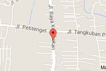 Where We Are / Located at Apotik Hannah