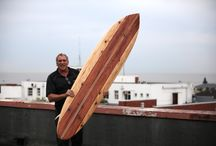Our wood surfboards / Pictures of our hollow wood surfboards made in Cape Town, South Africa. www.burnettwoodsurfboards.co.za