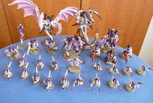 Tyranids Hive Fleet Leviathan / Complete army of Tyranids Hive Fleet Leviathan by Rass