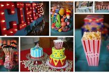 Circus Theme Birthday Party Ideas