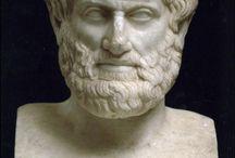 Personajes de la Grecia Clásica / Las imágenes de los antiguos nos ayudan a conocer su legado