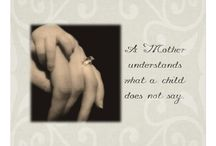 A Mother Understands / A Mother Understands What a Child Does Not Say