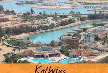 Egyptin turistikohteita