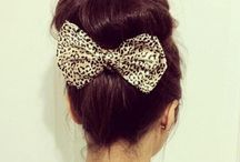 Bows are my obsession!