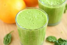 Juices and Green Smoothies