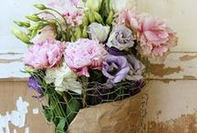 French Floral arrangments