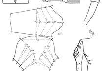 sleeve / Cowl sleeve
