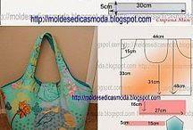 bolsas bordadas