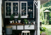 Potting space