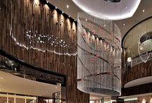 Lobby 天井デザイン