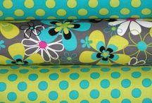 Fabric <3 / by Allyson Osborne