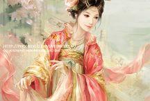 Japońskie księżniczki