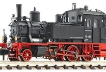 Modeltreinen N-spoor