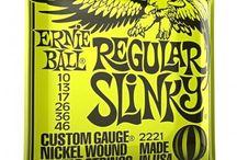 Cordes Ernie Ball