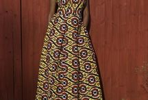 African Maxi Dresses / Here's our collection of maxi dresses