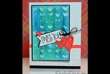 Tutorial for stamping and scrapping (VIDEOS) / by Lilann Taylor