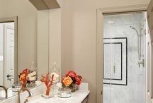 Custom Bathrooms and Kitchens / Luxurious features and the most current trends.