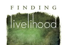 My books and essays / My books - Finding Livelihood and Just Think – plus links to essays