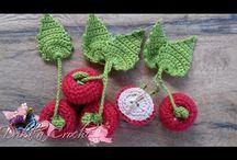 Frutas em croche