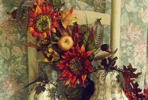 Fall Decor / by Connie Sawyers
