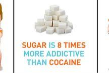 Sugar addicion