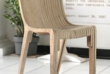 Forniture Chairs. Sillas