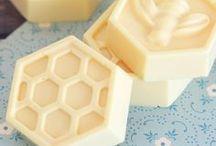 výroba mýdla