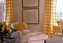 Beautiful Rooms / by Andrea Haywood at Opulent Cottage