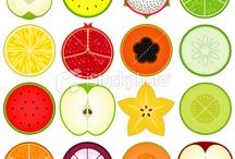 Fruites / by Ministerletty Elpasotexas