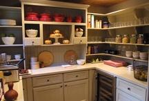 Kitchen design and organization