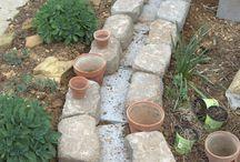 Pihaideoita-garden idea