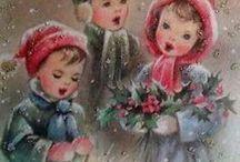 Vintage jul