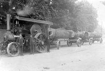 Milton Keynes Road Steam Engines