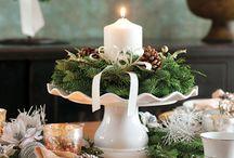 Vianočné aranžmá