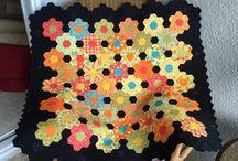 Hexagon Piecing