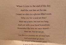 for death of a loved one