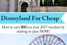 Disneyland planning for 2020