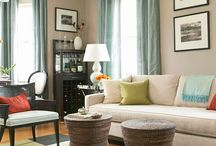 Living Room / by Nicki Seal