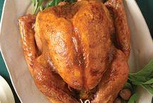 Turkey Recipes / Ground turkey, turkey breast, roasted turkey, and much more!