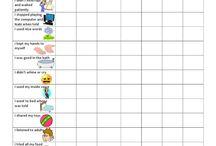 Kids reward Chart