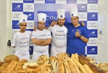 Coupe Louis Lesaffre 4th ed. - MOROCCO / Moroccan team and products during Africa Mediterranean selection, 4th edition of Louis Lesaffre Cup. #Bakerylesaffrecup #Africa #Morocco
