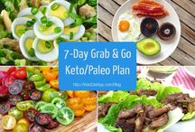 LCHF Keto 7 day diet