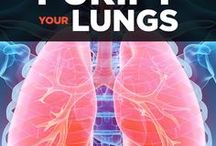 cleaning of the lungs