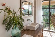 baños y ventanas