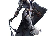 Armor Design Inspiration