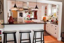 kitchen / crow kitchen