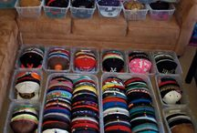 fitted hat storage