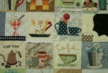 Yorgan Pike  (Quilts) / Yorgan elişi Patchwork pike yama