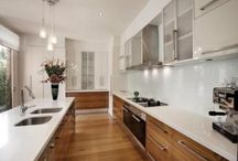 Kitchens / Timber cupboards