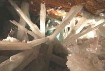 Crystals / by Shelly Dawn